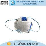 Essai en bonne santé de respiration de masque de poussière de respirateur de demi de face