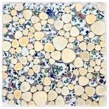プールのための自由な石造りの磁器のモザイク