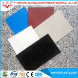 Capa impermeable de la PU del nuevo poliuretano a base de agua colorido impermeable de la pintura