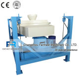 Máquina rotatoria del tamiz del estiércol vegetal para la venta