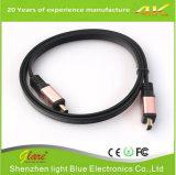 3D 1080P Jack к кабелю Jack HDMI 3m