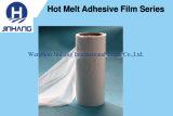 Película adhesiva de Copolyester del derretimiento caliente incombustible del Pes