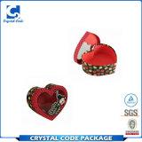 Коробка подарка сердца высокого качества форменный