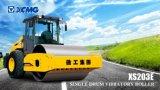 XCMGの公式の製造業者Xs203e 20tonはドラム道ローラーを選抜する
