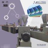 PVC ASA PMMA波形の屋根シートの突き出る機械