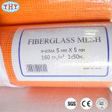 acoplamiento resistente de la fibra de vidrio del álcali del acoplamiento 160g de 5X5m m