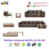 Nuova mobilia armoniosa e moderna comoda della base della camera da letto (HCT20)