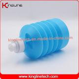 bottiglia di acqua pieghevole 650ml