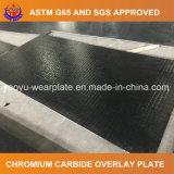 耐久性のクロムの炭化物の版の耐摩耗加工