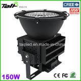diodo emissor de luz Flood Light de 500W IP65 Outdoor Lighting com Meanwell Driver
