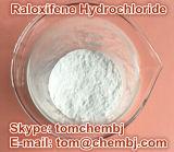 Порошок хлоргидрата Serm Raloxifene Анти--Эстрогена высокой очищенности 99% сырцовый