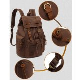 El bolso del recorrido de la lona, lona de la vendimia Backpacks el bolso ocasional de la lona de las mochilas de Men&Women