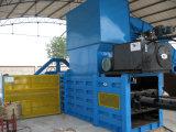 Hydraulische het In balen verpakken van het Stro Machine