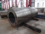 Cilindro caldo di pezzo fucinato del tubo d'acciaio dell'acciaio da forgiare per materiale da costruzione