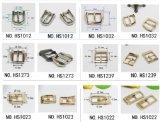 Boucle de ceinture à la mode en métal de boucle de Pin de chaussures