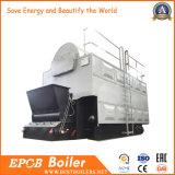 Horizontale automatische Kettengitter-Kohle abgefeuerter Dampfkessel