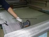 Ткань провода нержавеющей стали