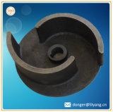 鋳造のインペラーの部品、鋳鉄のインペラー、鋳造のインペラー、鋳造のベーン