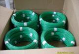 Fil enduit galvanisé plongé électrique et chaud du fil d'acier/PVC/fil recuit noir