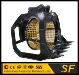 China Factory Price Excavator Rotating Screening Bucket
