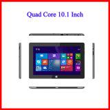 10.1 PC capacitivo da tabuleta do caderno 3G Windows da tela da polegada