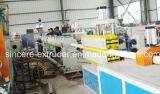 Linea di produzione proteggente dell'espulsione del tubo del cavo elettrico del PVC CPVC UPVC di alta qualità del fornitore/fare la riga dell'espulsione Doppio-Tubi \ della macchina