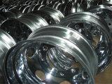 La roue d'alliage pour Audi par l'intermédiaire de l'alliage d'aluminium de roues roule le RIM de roue de remorque de RIM