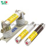 DIN寸法に高電圧電流制限HRCモーターヒューズ(IEC規格)
