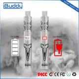 De goede de sport-Stijl van de Prijs Verstuiver van de Olie van Cbd van de Verstuiver van de Sigaret van het Glas Elektronische