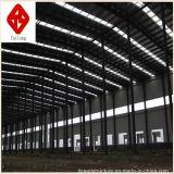 Taller ligero prefabricado de la estructura del marco de acero del precio de China