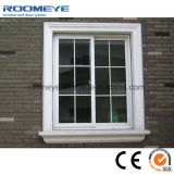 UPVC bon marché Windows et portes, PVC Windows avec la barre