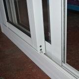 Finestra di scivolamento di alluminio rivestita di Andoized Surfacement della polvere Kz013