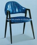 가정 가구를 위한 주황색 PU 가죽 바 의자 Barstool