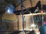 Forno rotante professionale della spugna di ferro del fornitore con controllo di ISO&Ce