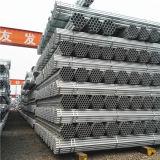 30 tubulação de aço galvanizada mergulhada quente de revestimento de zinco do Um ~80 Um para a cerca