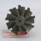 Asta cilindrica della rotella di turbina di Gt17 434533-0054