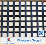 Asphalt gepflasterter Fiberglas Geogrid Preis