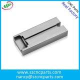 Части CNC филируя, CNC филировали подвергая механической обработке алюминиевые части