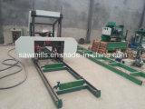 De houten Scherpe Elektrische Houtbewerking van de Machine van de Lintzaag van de Zaagmolen