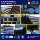 Tubo de acero inconsútil y tubo de ASTM A106 St52