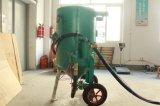 Serbatoio di Blastor della sabbia di Sandblastor della macchina di Derusting di sabbiatura di Colo-110p