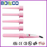 컬러 세트를 유행에 따라 디자인 하는 1개의 Multistyler 파마 전기 머리에 대하여 분홍색 5