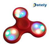 LED acende Spinner Fidget Toy