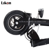 Самокат Likon Jx6 10inches Tires Electric, Detachable Seat будет Available, 48V, 10.8ah 350W, Длинн-расстоянием 45km, самокатом Small But Very Smart!