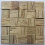 De houten Tegel van het Mozaïek voor de Decoratie van het Huis
