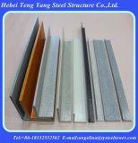 Barra de ángulo de alta resistencia de Pultruded FRP de la fibra de vidrio del edificio
