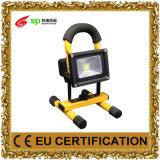 De LEIDENE van Portable&Waterproof van Rechargeable& Lichte LEIDENE van de Vloed Verlichting van de Noodsituatie AC85-265V
