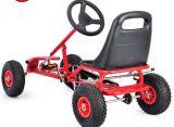 O pedal grande das crianças vai pé dos miúdos dos brinquedos de Kart que joga carros do carro