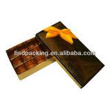 Коробка нового подарка Cholocate венчания типа упаковывая