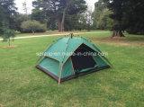 Wasserdichtes Polyester-kampierendes Zelt mit doppelten Schichten